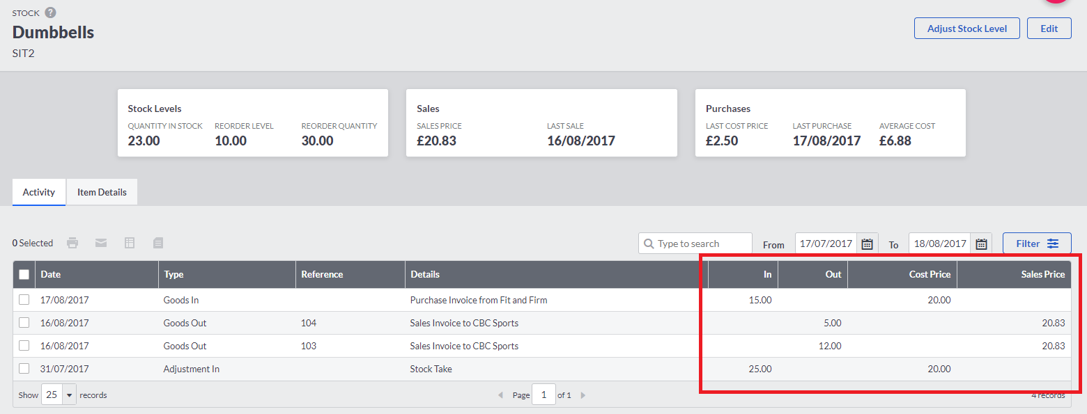 new to sage one accounting discover simple inventory sage